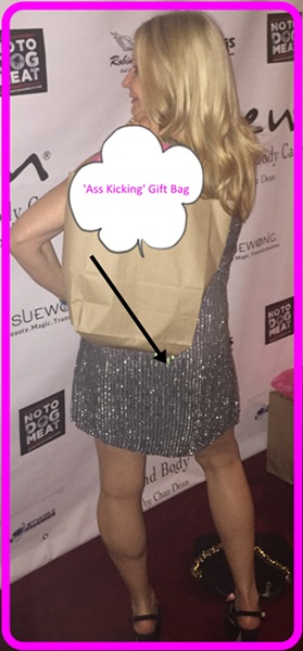 Ass Kicking Gift Bag 3