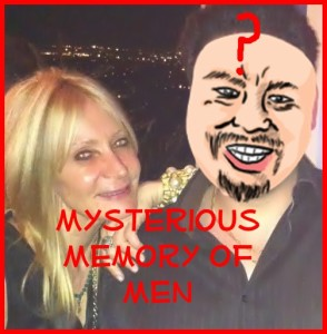 Mysterious Memory of Men