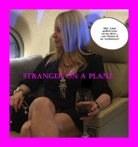 Stranger On A Plane