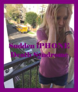 Sudden iPhone Death Syndrome