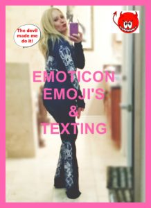 Emoticon, Emoji's & Texting