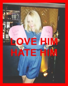 Love and Hate Lists - 10 reasons why I love you!