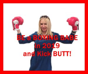 How to be a Boxing Babe in 2019 and Kick Butt