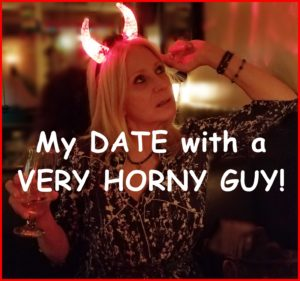 My date wtih a Very Horny Guy